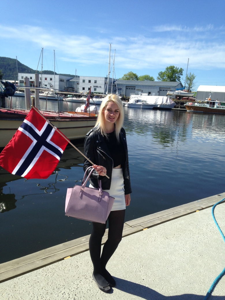 Elle in Trondheim