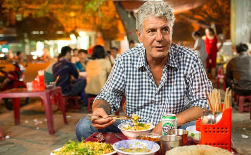 R.I.P Anthony Bourdain <3